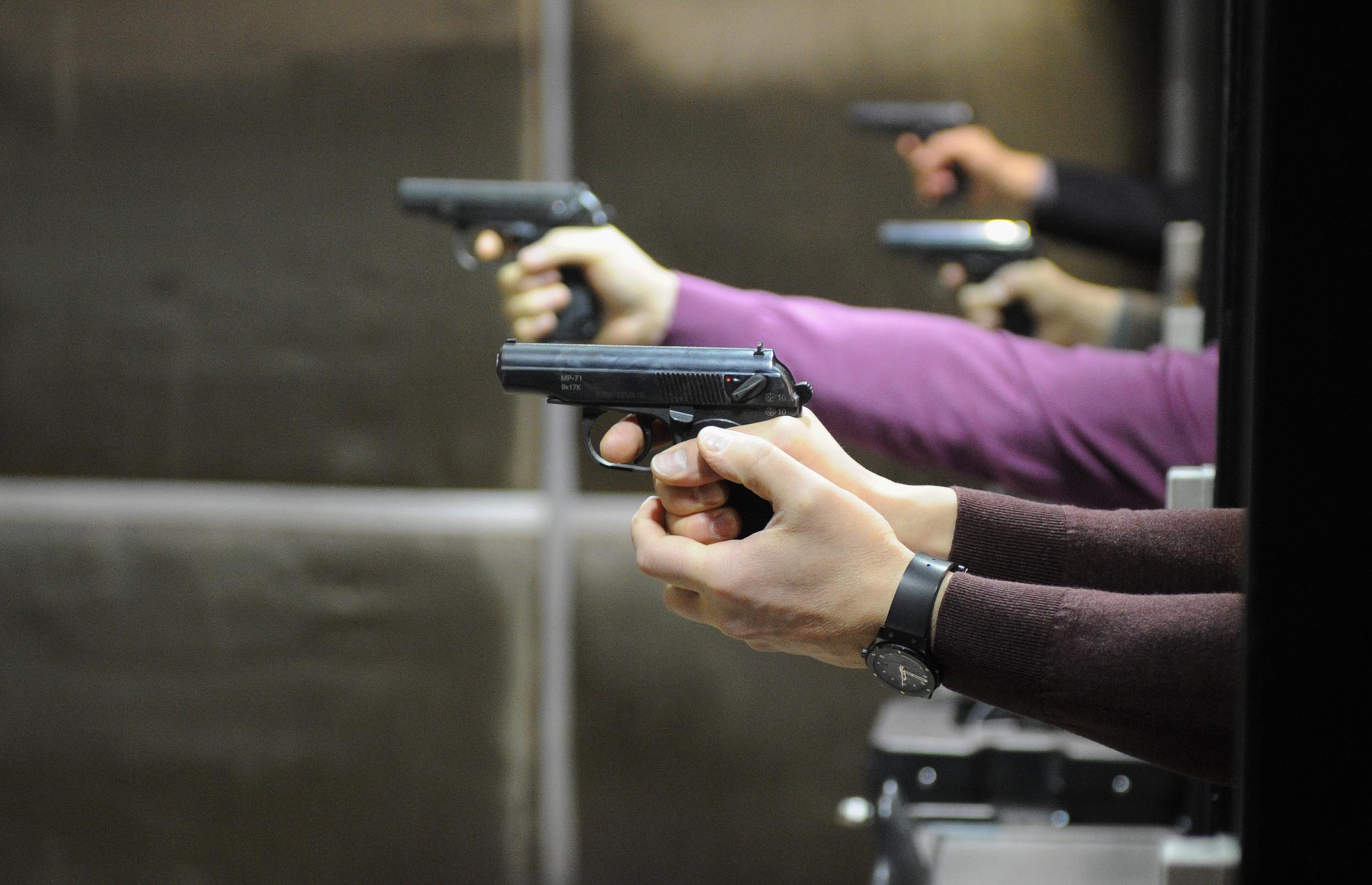 Обучение безопасному владению оружием